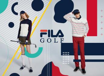 【FILAGOLF】ゴルフが楽しくなる