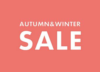 【秋冬セール】秋冬セールアイテムも続々入荷中!
