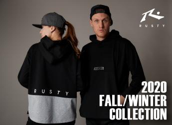 【20AW】20秋冬コレクションのルックを公開!RUSTY