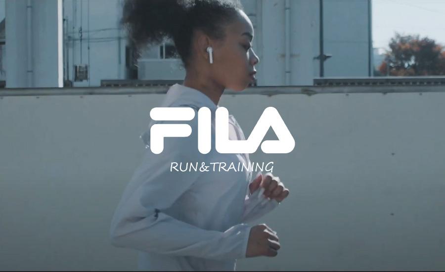 FILA(フィラ)のスポーツウェア直営通販サイト